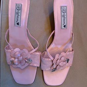 Vintage Brighton Bench Made Raina Shoes Heels
